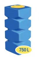 Пластиковая емкость 750л