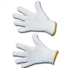 Перчатки пятипалые х/б