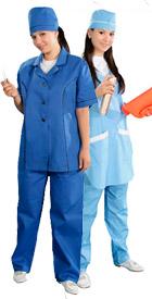 Одежда для работников сервисных предприятий